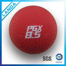 """5""""6""""7""""8.5""""10"""" 13""""16""""Inflatable rubber playground balls"""