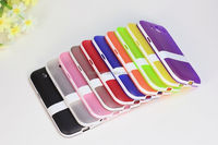 TPU Silicone Gel Stand Kickstand Case Cover For Samsung Galaxy Win i8550 i8552