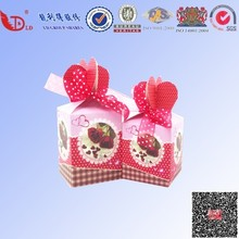 Christmas good design and beautiful gift box for sale apple and gift