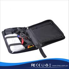 Toyota petrol car launch power bank 12000mah, Portable mini jump starter with air pump