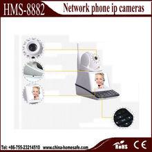 Wireless Video Phone Call Camera Alarm Support Video Call Between NPC Recorder
