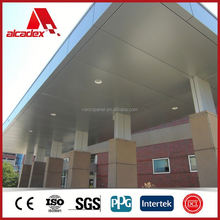 ACP Sheet Price, Construction Materials Exterior Wall Panel