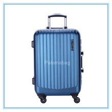 High Quality Fashion Travel Upright ABS Suitcase Trolley Luggage Bag