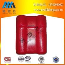 Resina ASA de plástico teja de techo para casas de contenedores, Made in China
