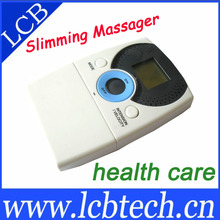Slimming fit massager 1028 with Display screen for clear setting