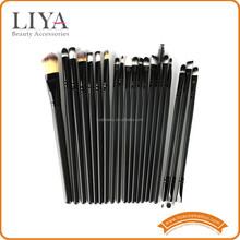 20pcs Make Up Foundation Mascara Lip Sponge Eyeliner Brushes Set