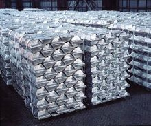 Supply Pure Aluminum Ingot 99.7 with Competitive Price