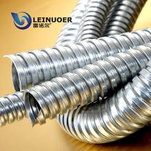 galvanized conduit metal tube corrugated steel pipe