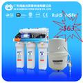 5 etapa de filtro de agua