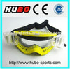 Silicone strap CE and ISO standard clear roll off MX goggles