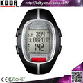 Aptitud de la frecuencia cardíaca de entrenamiento correr deporte reloj podómetro calculadora reloj