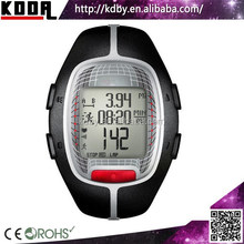 Heart Rate Fitness Training Running sport watch Pedometer Calculator watch
