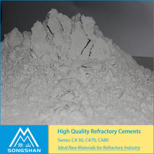 Hydraulic Bonds Bonding Agent High Alumina Refractory Cements CA50 CA70 CA80