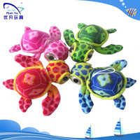 stuffed animals plush sea turtle mini big eye turtle toys size 20*18 cm