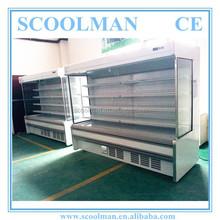 Supermarket Upright Refrigerator Made In China