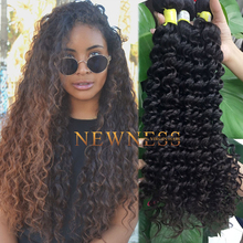 Most Popular 7A grade Can Be Dyed Best Quality Brazilian Curly Hair Extensions