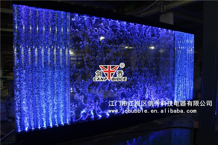 Acrylic Sheet Large Aquarium Tanks Bubble Wall Feature Interior Design And Decoration Buy