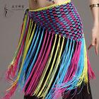 B3 crochet belly dance hip scarf belt bellydance hip cachecol