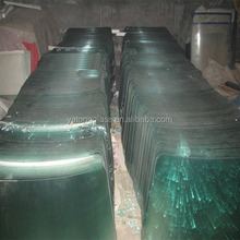 windshield glass for Three wheel passenger motor tricycle rickshaw tricycle