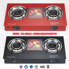 Glass Top table gas burner (RD-GD050)