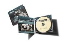 Mini 8 cm cd rom cd de impresión de replicación