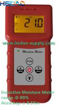 HD310 Digital Inductive/wood/paper/bamboo Moisture Meter