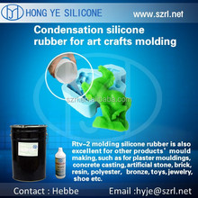 Hong Ye silicone brand mold making silicone HY625