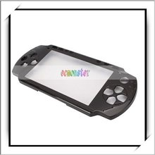 Video Game For PSP 1000 Front Faceplate Black-V1302BL
