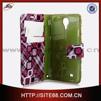 Phone case flip wallet leather case for samsung galaxy s4 active , for samsung galaxy s4 case active