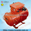 Synthetic protecting equipment of magnetic starter used in mine