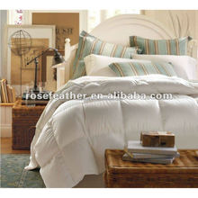 High Quality Hotel/Home 10.5 Tog 10% duck down duvet/comforter/quilt
