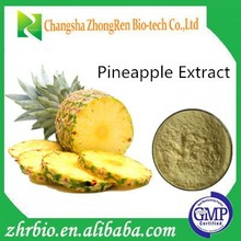 GMP factory 100% pure natural Pineapple Extract Powder