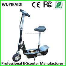 24V 250W CE approved Foldable 2 wheel child E-scooter/electric zappy scooter with light es5001