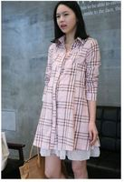 Блузки и Рубашки для беременных Autunmn 0030