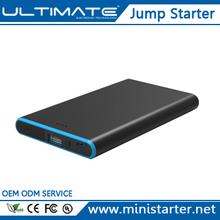 2015 NEW 12v 8000 mAh Multi-Function Car Mini Jump Starter Power Bank