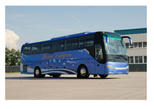 HOWO Golden Dragon Bus with 55 Seats