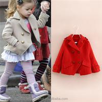 SFL1510205 2015 Autumn New Children'S Clothing European And American Girls Winter Coat Sale