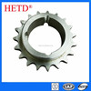 Bearing Type Machinery 35 sprocket 22 Teeth S45C material of chain sprocket SP6004