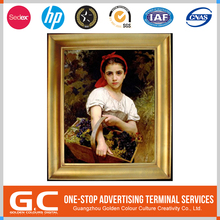Fast Production 100% Good Feedback Personalized Design Custom Fit Poster Canvas Oil Painting