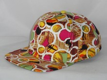 Make Your Own Luck With Colorful Day Collection About 5 Panel Snapback Cap That Can Without Round Knob