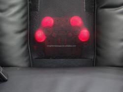 Car&Home usage 3D shiatsu Massage cushion,