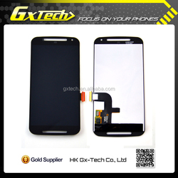 Factory Price LCD Display For Moto G2 XT1063 XT1064 XT1068 LCD Screen Replacement