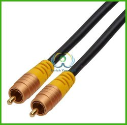 FQ-026 audio video 1RCA cable Super Speed cable
