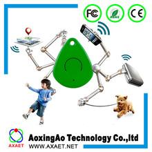 AXAET Portable Bluetooth 4.0 Anti-Lost Alarm of SDK Provide Mini Key Chain Finder
