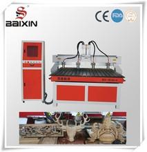 BX-1816-4 six spindles BAIXIN cnc router/3D Quantity production cnc router