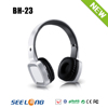 2015 Factory best price colorful sport stereo bluetooth headset