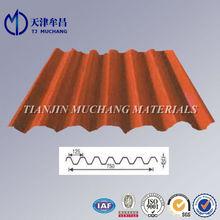 tipo de láminas para techos cubierta de acero