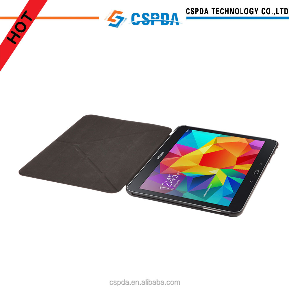 2014 Ultra-slim cover case for Samsung GALAXY Tab 4 10.1