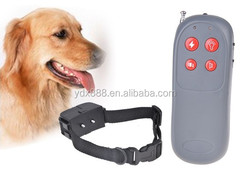 Free Shipping New 4 in 1 Model:SV005812 4 in 1 Dog Training Products Remote Vibrating bark collar