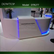 Modern Durable stylish design reception desk